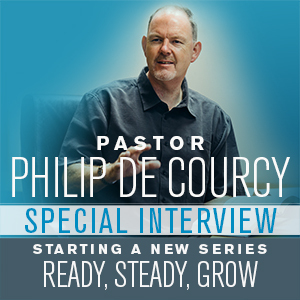 """Listen to """"Ready, Steady, Grow"""" Interview"""