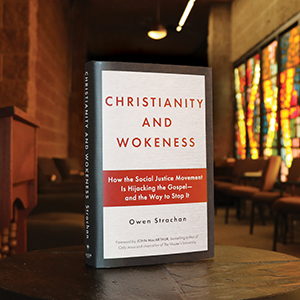 Christianity and Wokeness book cover