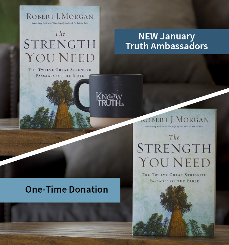 The Strength You Need book w/TA mug and The Strength You Need book alone